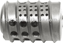 Threaded Fusion Cage Spinal implants