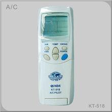A/C universal remote control KT-518