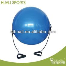 2014 new hot Anti Burst Gym Ball /Yoga Gym Ball With Toning Rope