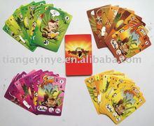 Custom Children Card Game Wholesale