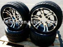 NEW ATV wheels 12x7 & tire 235/30-12