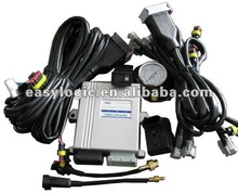 EG700 CNG kit, LPG conversion KIT (Sequential Injection System ) for 3/4 cylinders EFI car