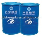 non-gmo glucose syrup for candy with 300kg drum