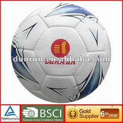 PU Laminated Football Butyl bladder soccer ball top hand stitched soccer ball