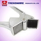 Commercial Kitchen Manual Tool Aluminum Self Cleaning Garlic Press
