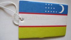 national flag for Air freshener