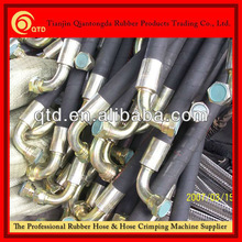 hydraulic hose assembly best sales made in China!