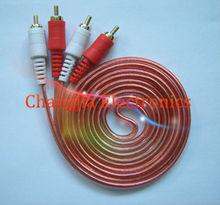 High Quality RCA cable 2R-2R 3R-3R
