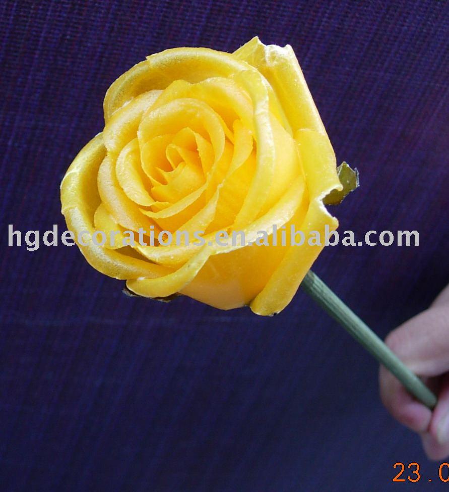flor de la cera