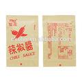 Yilin biber sosu poşet 6g( obm, ODM, ve OEM)