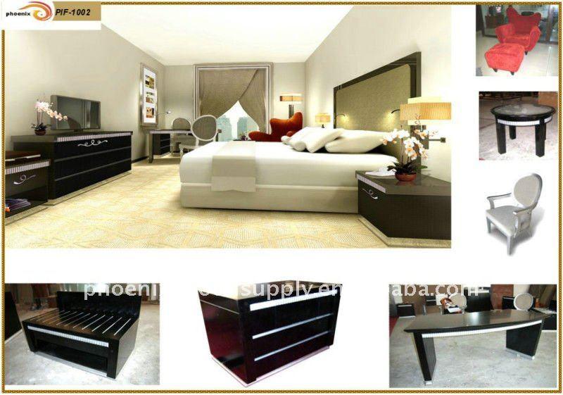 2012 5 toiles h tel meubles pif 1002 lots de chambre for Meuble 5 etoile mnihla