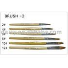 Nail Wood Brush For Acrylic Nail