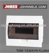Flush mounted Junction Box, distribution board/box