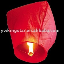 2015 ECO flame resistant chinese paper sky lantern FACTORY DIRECT SALE