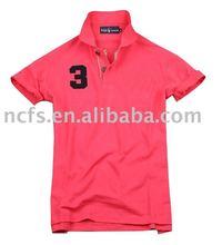 Hot sell Newest men's polo t shirt, cotton polo shirt, short sleeve polo shirt