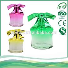 flower cap perfume bottle