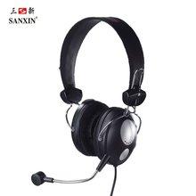 SANXIN headphone with microphone SX-2009MV