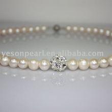PJTL Special pearl necklace024
