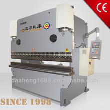 ANHUI DASHENG WF67Y wc67k 1600KN Series hydraulic bending machine digital control
