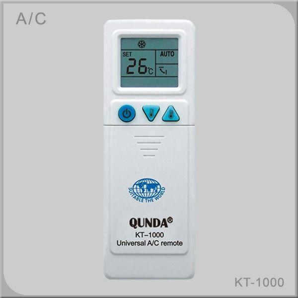 control remoto KT-1000 de aire acondicionado