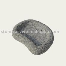 Stone Carving Granite Birdbath