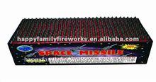 300shots Saturn Missiles Fireworks Bombs