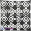 100%polyester the factory water soluble embroidery lace fabrics