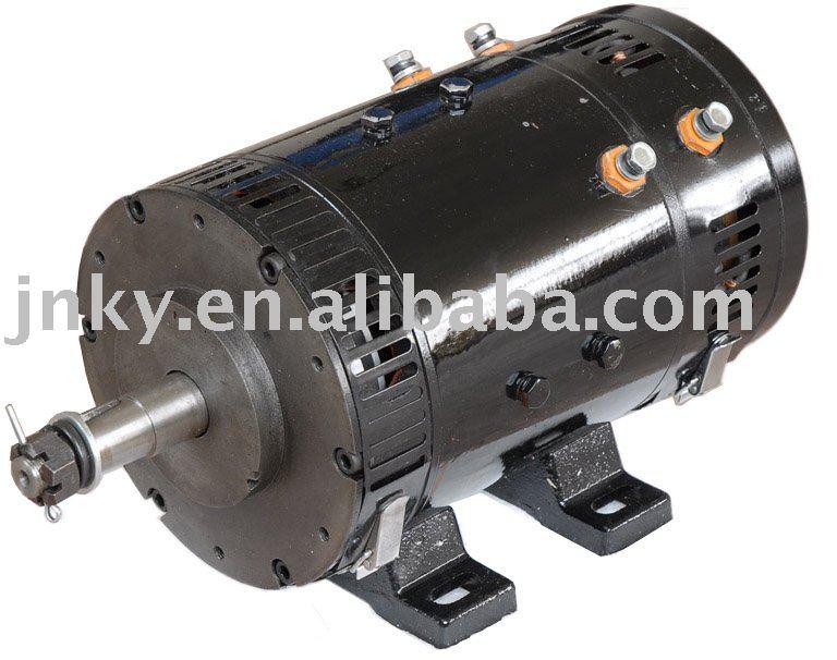 DC موتور للسيارات الكهربائية / السيارات الكهربائية سيارات