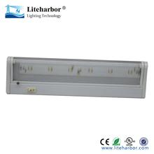 plastic cover under cabinet light