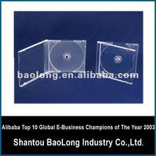 10mm jewel super clear single ps CD case