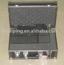 EVA shockproof foam camera package case aluminum tool kit boxes