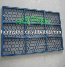 steel frame screen/swaco shale shaker screen mesh