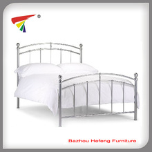 cheap iron double bed for sale