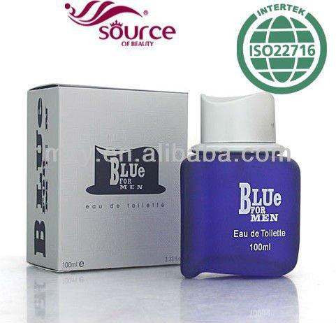 Nice man perfume blue perfume for man