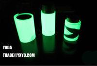 glow in the dark film,photo luminescent adhesive film/tape