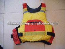 75N Buoyancy Kayak Life Jacket for Yachts, Inflatable Boats, Motorboats, Sailboats, Kayaks