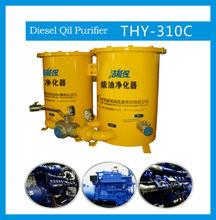 THY-310C diesel fuel filters with precision pressure gauges