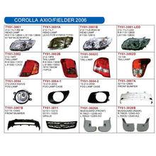 COROLLA AXIO/FIELDER 2006 auto lamp and boay parts