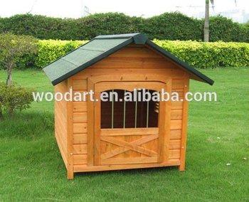 Wooden Dog Kennel,Chinese fir,FSC