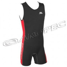 Nimble Men Neoprene Short John Wetsuit