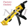 585ml 3:1 Epoxy Gun, Sealant Caulking Gun,NSJ,leading professional manufacture in China for ten years in caulking gun