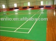 BWF/Good sale/PVC Badminton Court sports Surface/Mat/Flooring