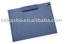 8024 en plastique clip bord avec la porte - stylo