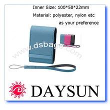 600D polyester Digital camera tote bag