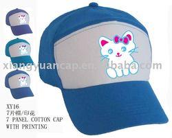 100% Cotton Children Promotional hats & caps