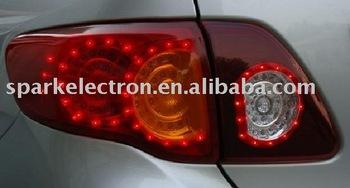Auto led lighting