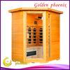 Sauna room cabine G3CTD ceramic heater Infrarotkabine