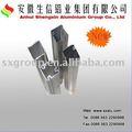 aleación de aluminio perfiles de material