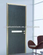 High Quality Aluminum Honey Comb Panel Flush Door