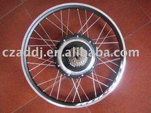 "DIY 26"" 48v500w electric bicycle conversion kit"